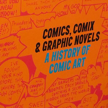 <cite>Comics, Comix and Graphic Novels: A History of Comic Art</cite>