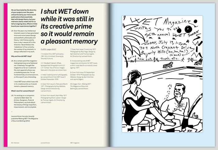 Talc Magazine 2