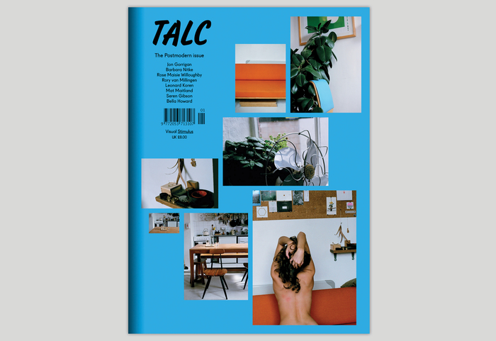Talc Magazine 6