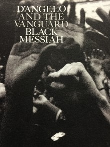 D'Angelo and The Vanguard – <cite>Black Messiah</cite> poster