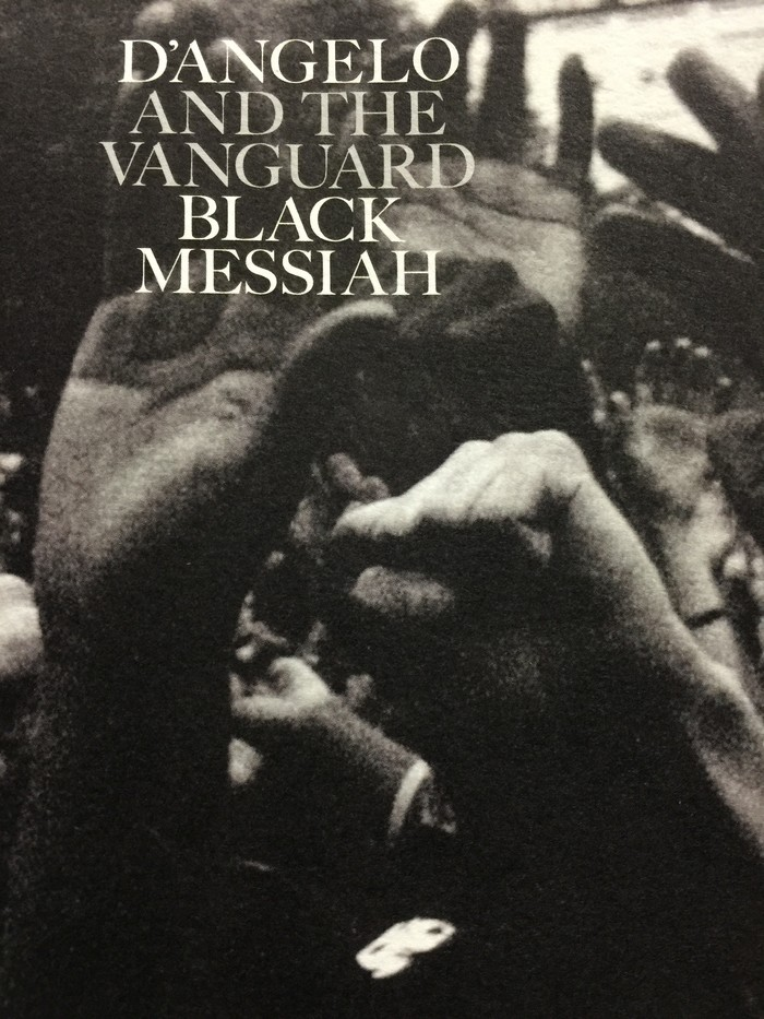 Black Messiah by D'Angelo and The Vanguard 1