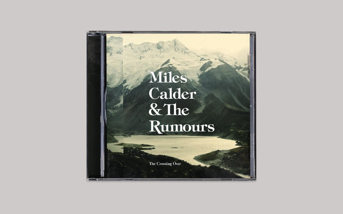 The Crossing Over by Mile Calder & The Rumours 3