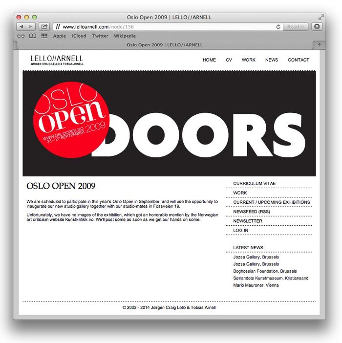 Oslo Open 3