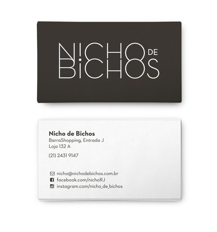 Nicho de Bichos branding 2