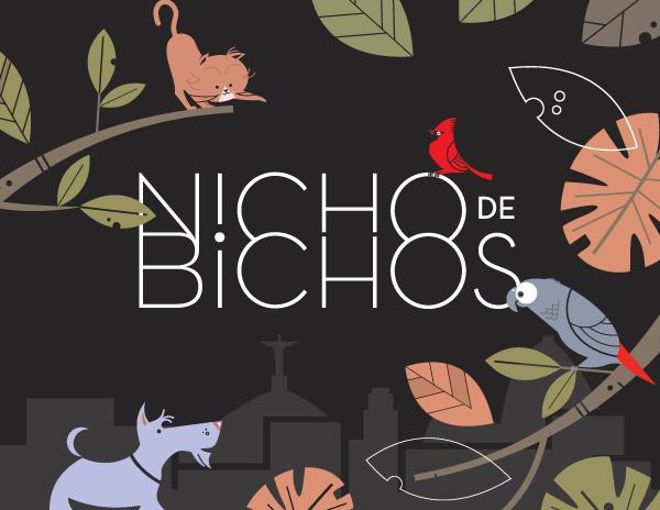 Nicho de Bichos branding 3