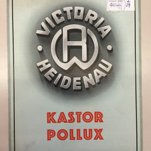 Rockstroh-Werke Kastor Pollux booklet
