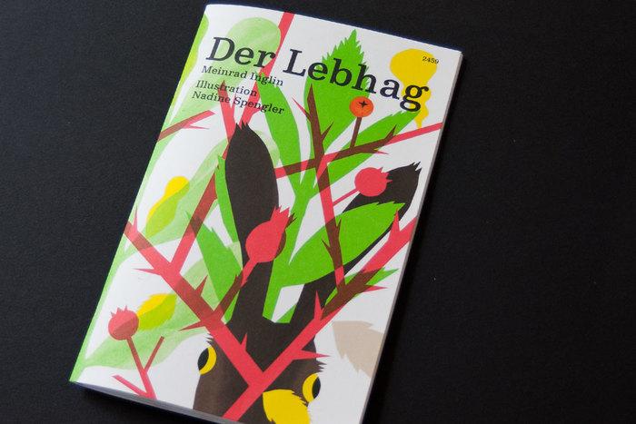 Der Lebhag by Meinrad Inglin 1