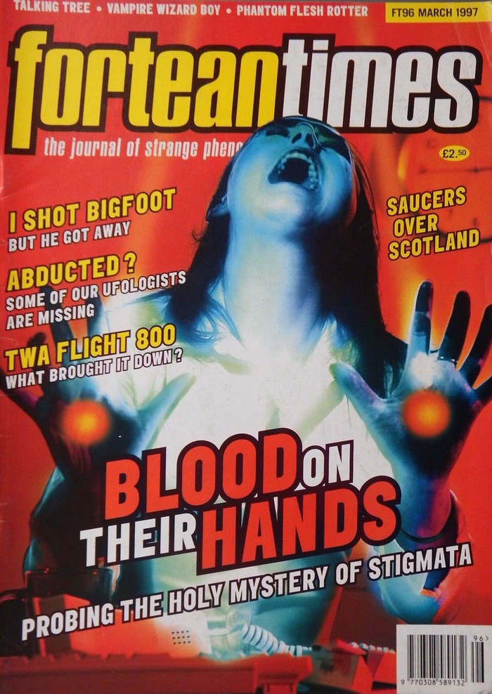 Fortean Times magazine 3