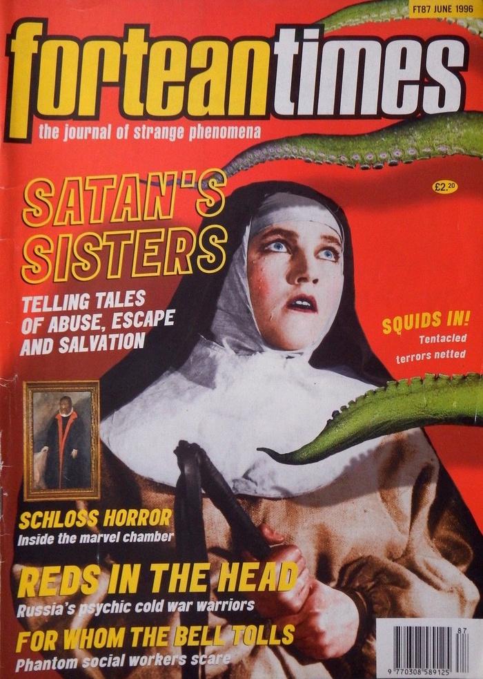 Fortean Times magazine 4
