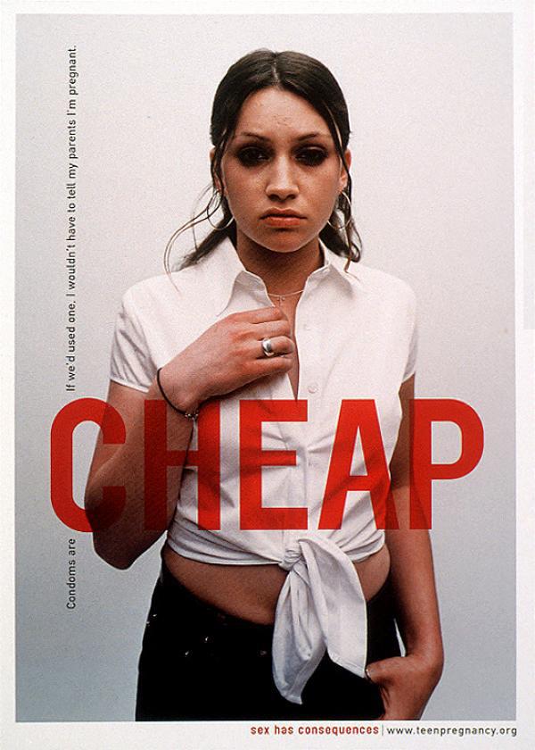 Teen pregnancy awareness campaign 1