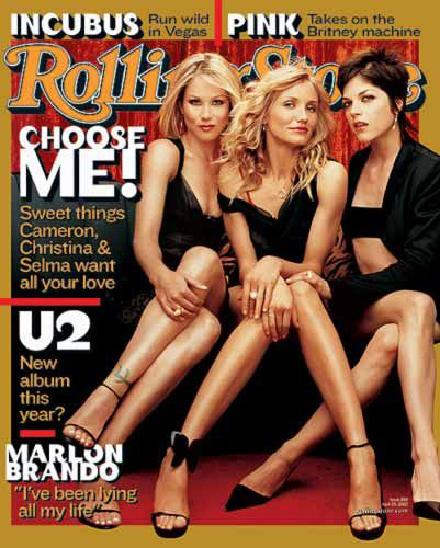 Rolling Stone, April and October 2002 1