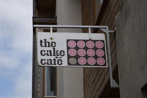 The Cake Café 1