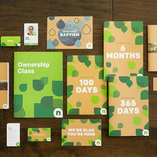 NewSpring Church Rebrand
