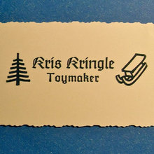 A Last Minute Holiday Rush Order
