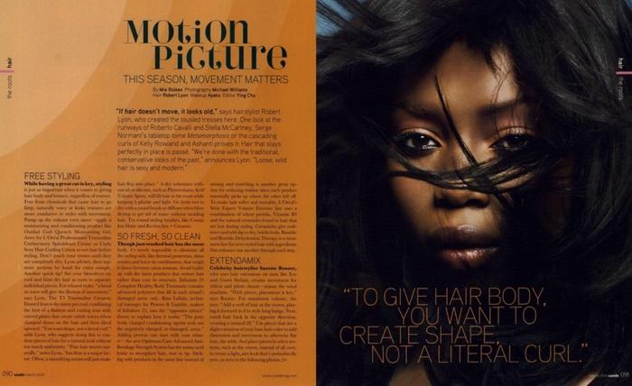 Suede magazine 8