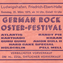 German Rock Oster-Festival