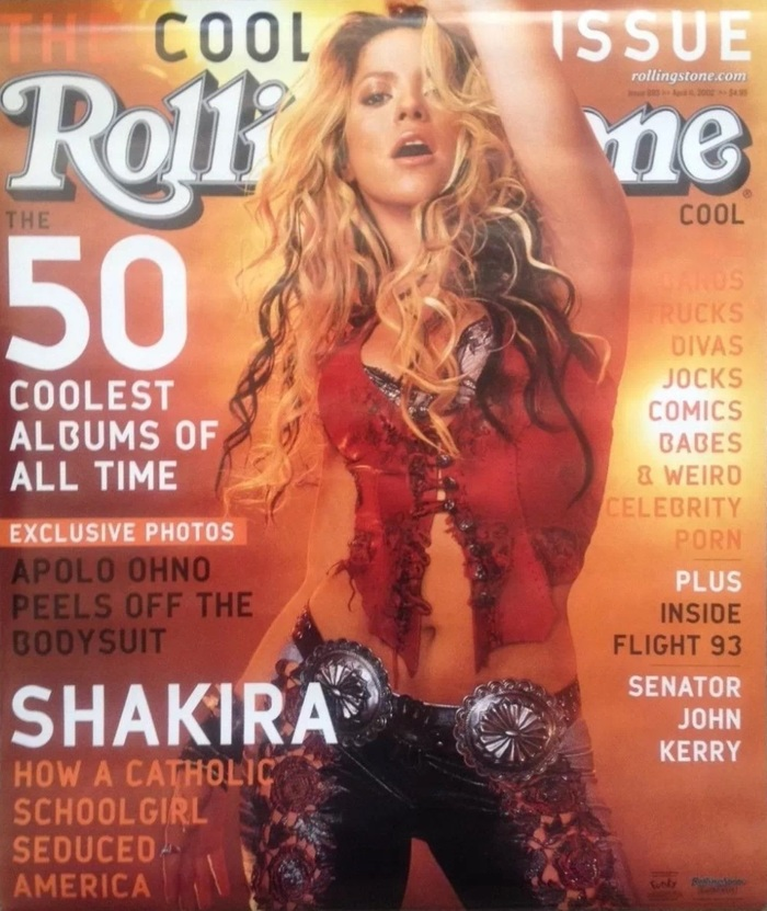 Rolling Stone, The Cool Issue, 2002