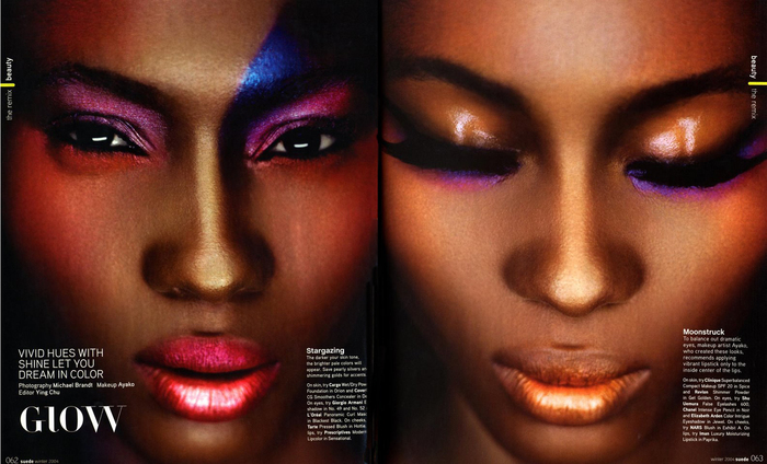 Suede magazine 9