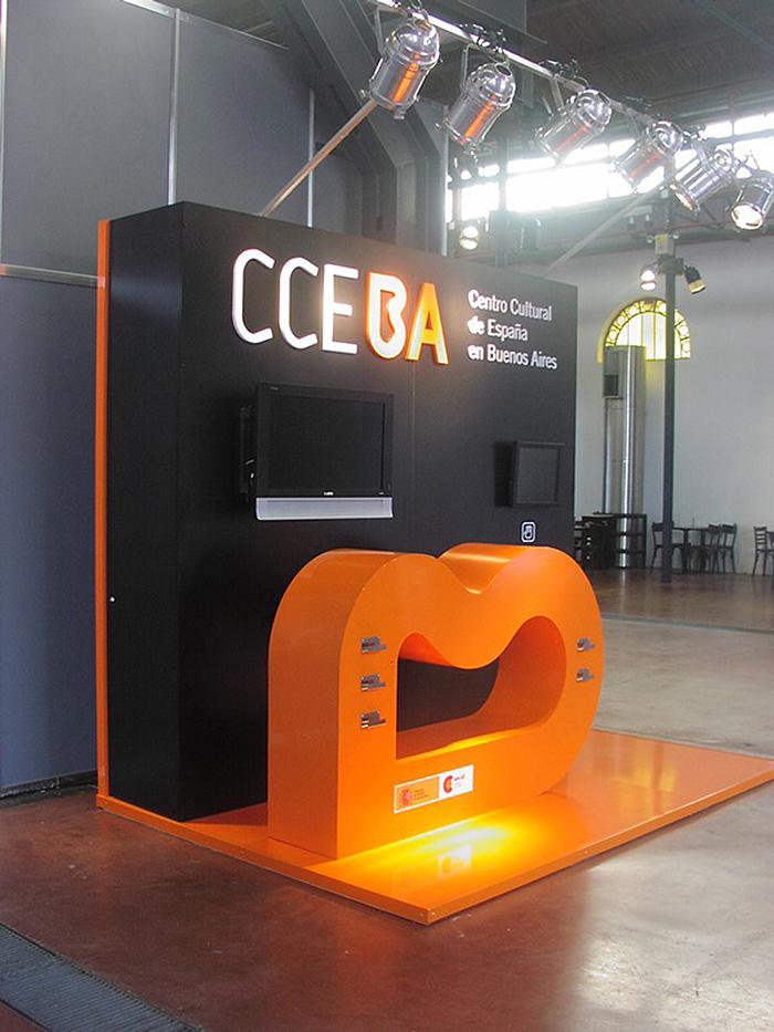 CCEBA – Centro Cultural de España En Buenos Aires 1