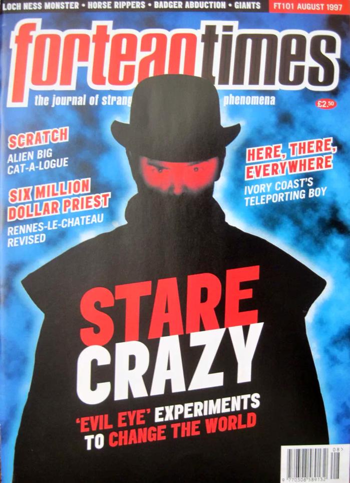 Fortean Times magazine 6