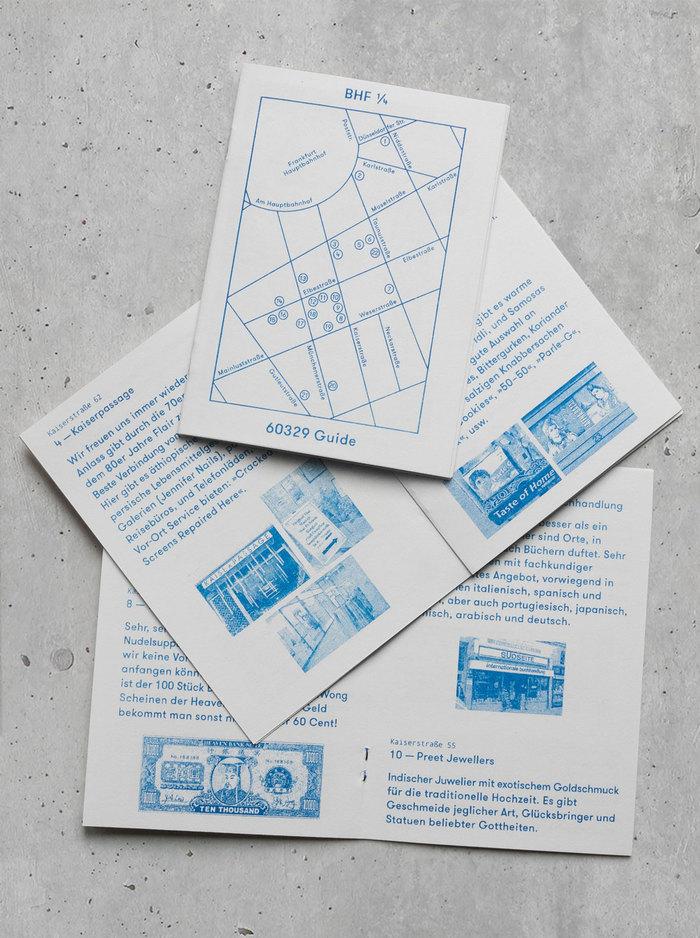 BHF ¼ Guide 6