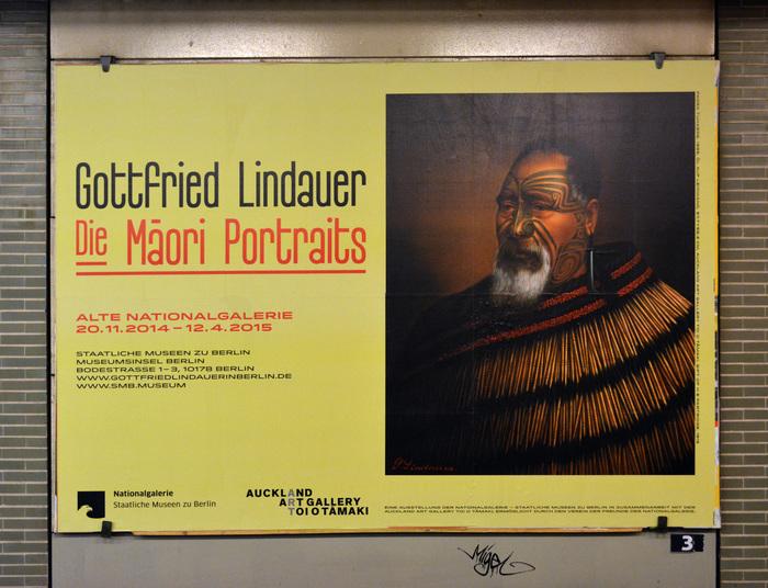Gottfried Lindauer. The Māori-Portraits 1