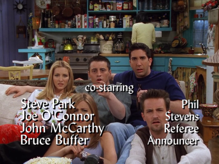 The One with Lydian: Friends End Credits 1