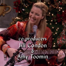 The One with Lydian: <cite>Friends</cite> End Credits