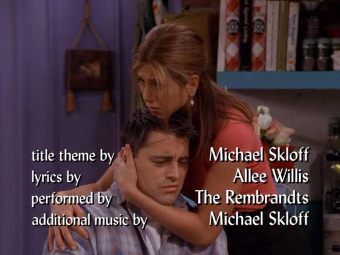 The One with Lydian: Friends End Credits 3
