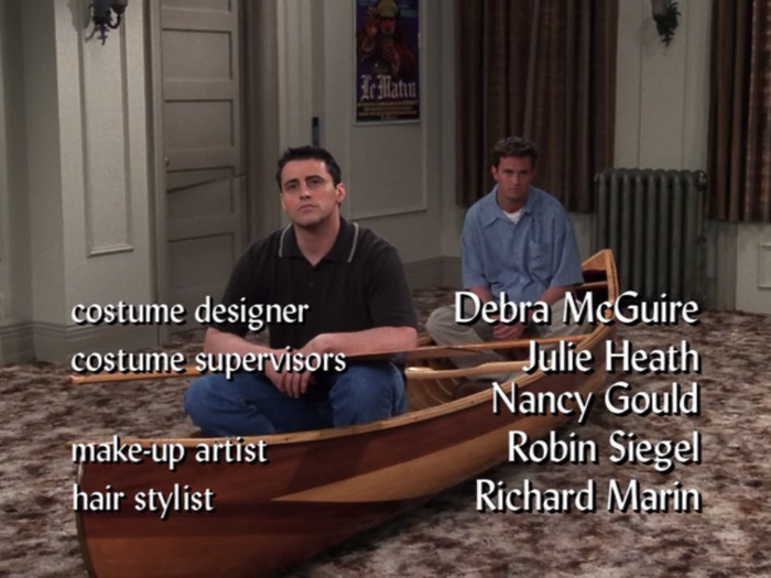 The One with Lydian: Friends End Credits 4