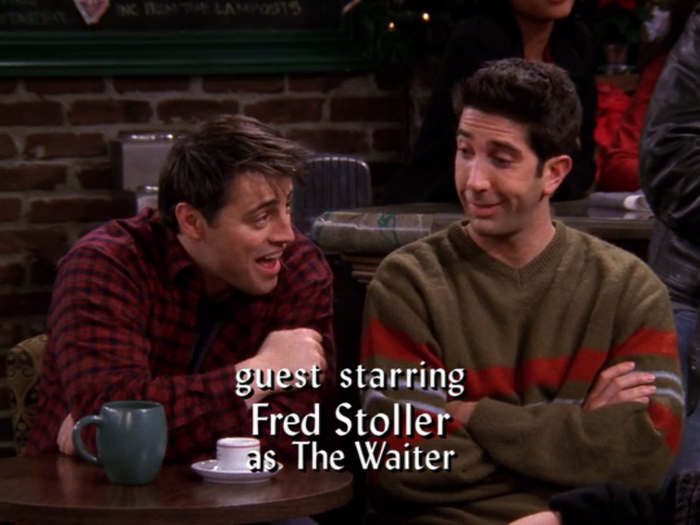 The One with Lydian: Friends End Credits 5
