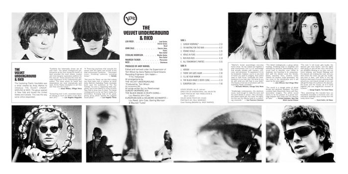 The Velvet Underground & Nico album art 4