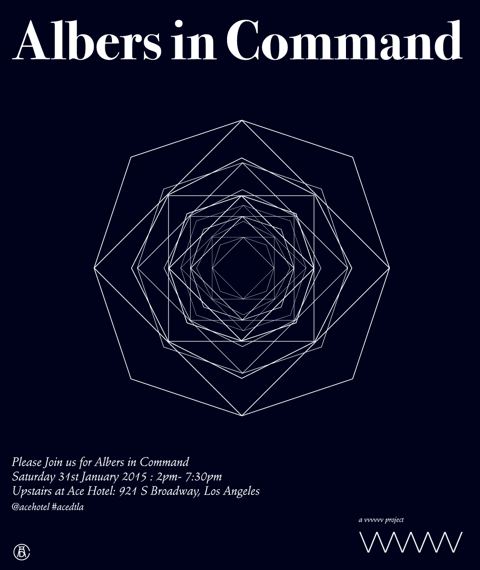 Albers in Command 1