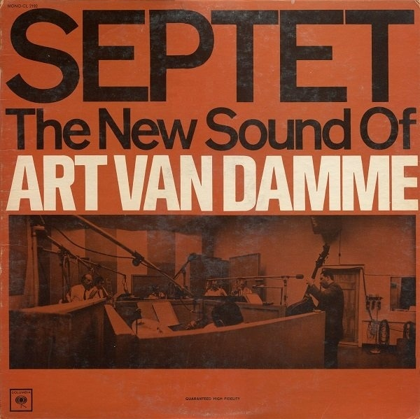 Septet: The New Sound of Art Van Damme 3