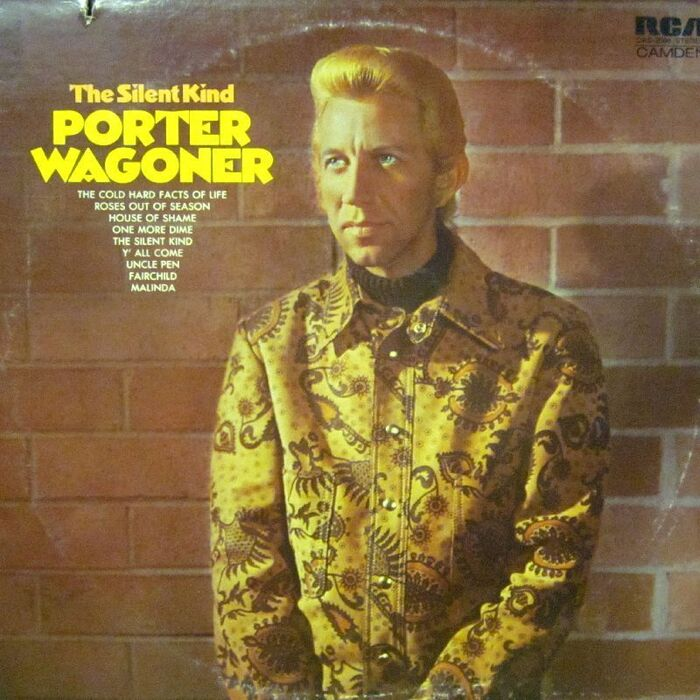 The Silent Kind by Porter Wagoner