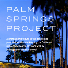 <cite>The Palm Springs Project</cite> website