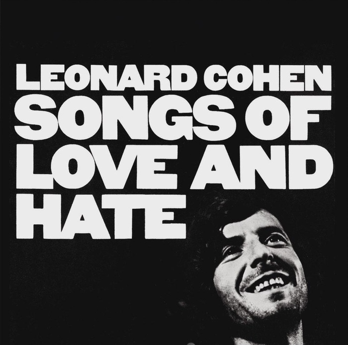 Songs Of Love And Hate by Leonard Cohen 1