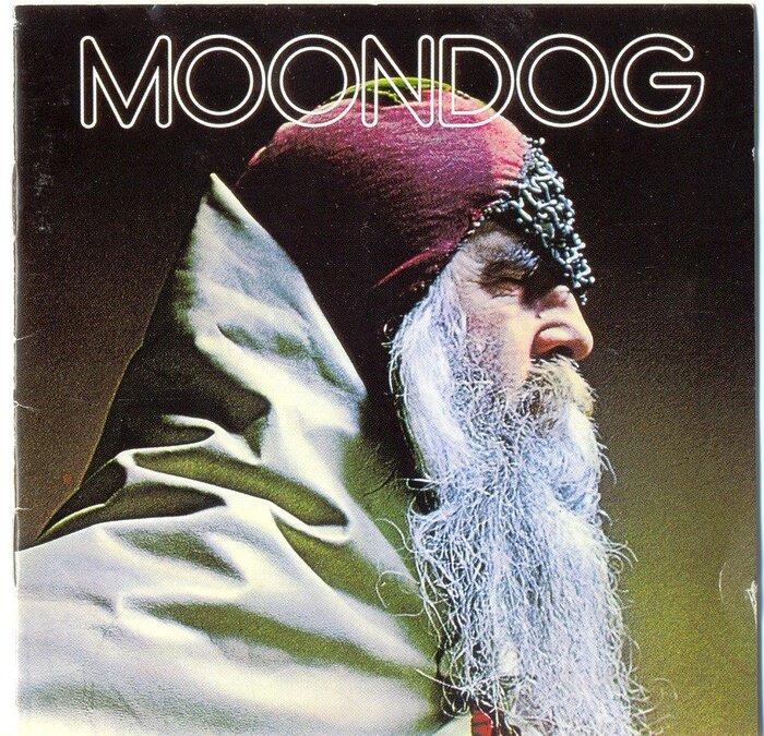 Moondog & Moondog 2 album art 2