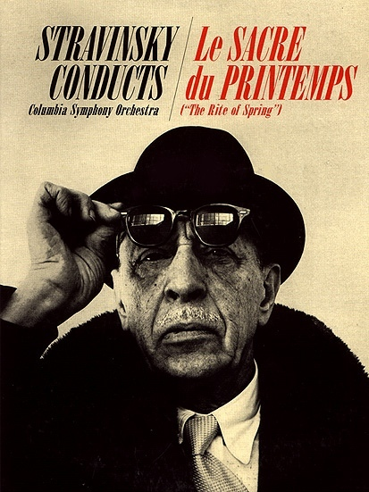 Stravinsky Conducts The Columbia Symphony Orchestra / Le Sacre du Printemps (The Rite of Spring) 2