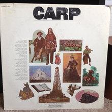 Carp – <cite>Carp </cite>album art