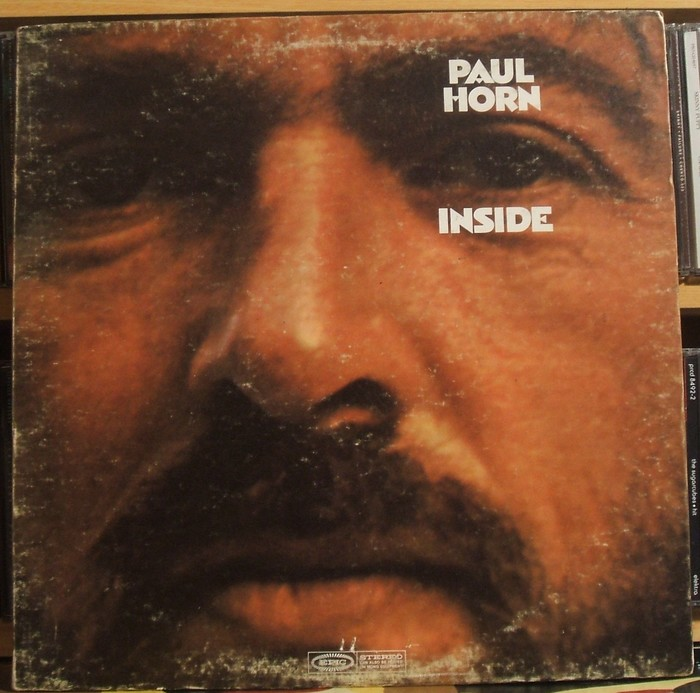 Inside by Paul Horn