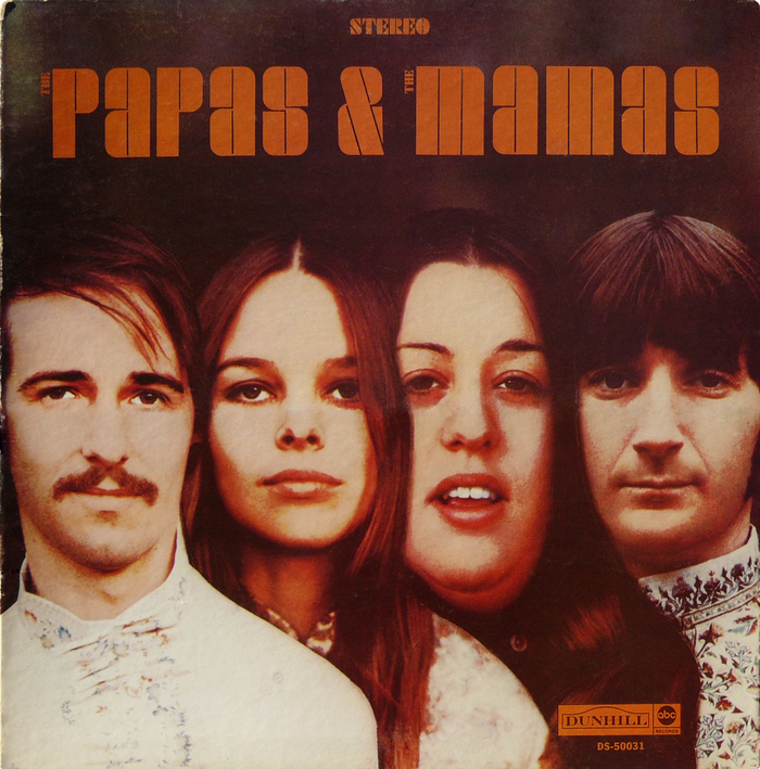The Mamas & The Papas – The Papas & The Mamas album art