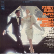 Percy Faith – <cite>Percy Faith Plays The Academy Award Winner Born Free And Other Great Movie Themes</cite> album art