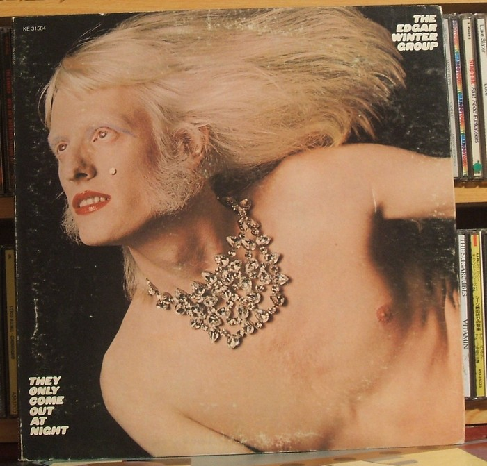They Only Come Out At Night by The Edgar Winter Group 1