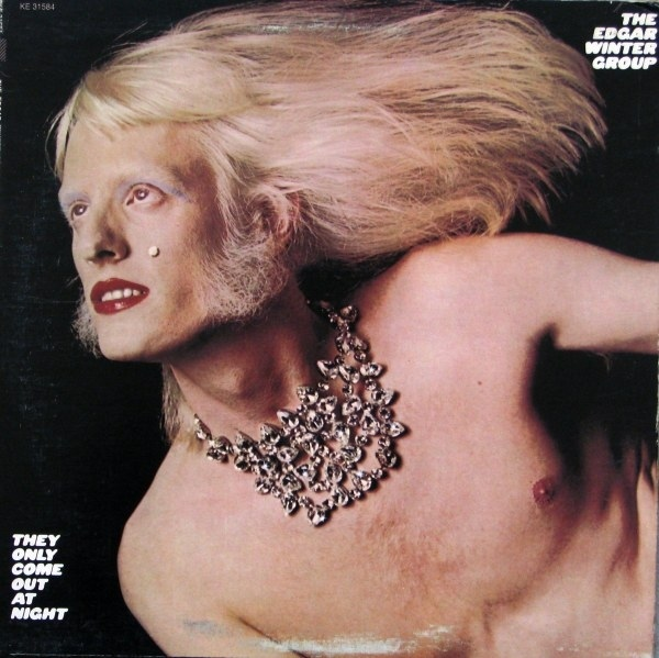 They Only Come Out At Night by The Edgar Winter Group 2