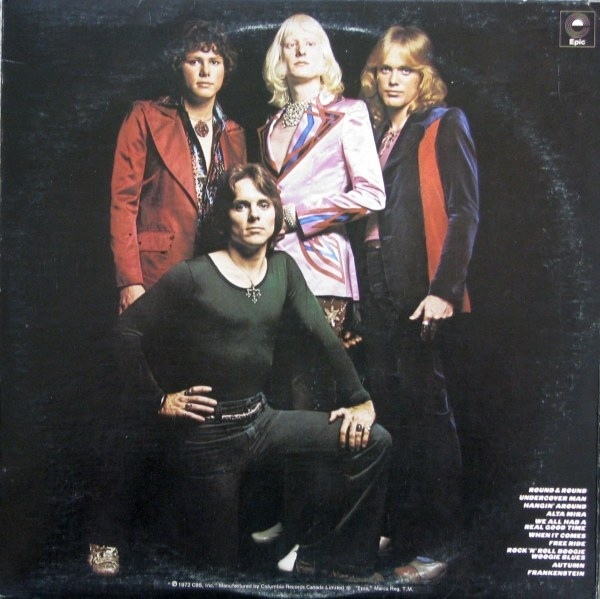 They Only Come Out At Night by The Edgar Winter Group 3