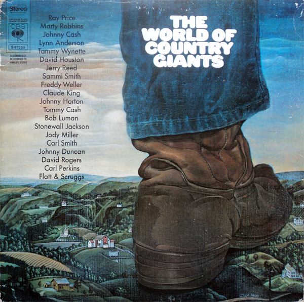 The World of Country Giants