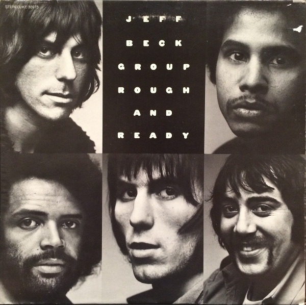Jeff Beck Group – Rough And Ready album art 2