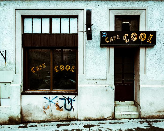 Cafe Cool, Vienna