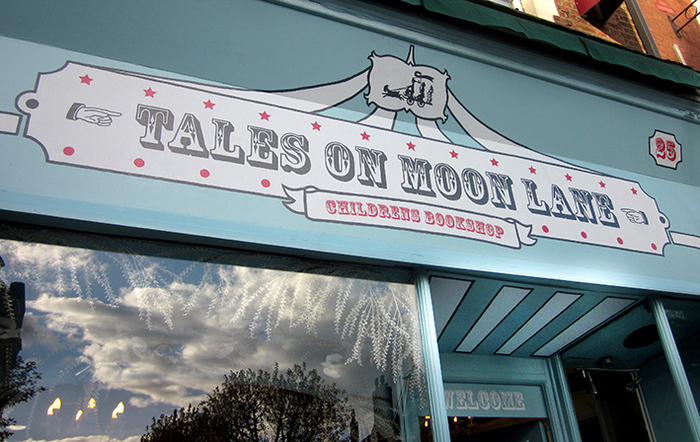 Tales on Moon Lane 4